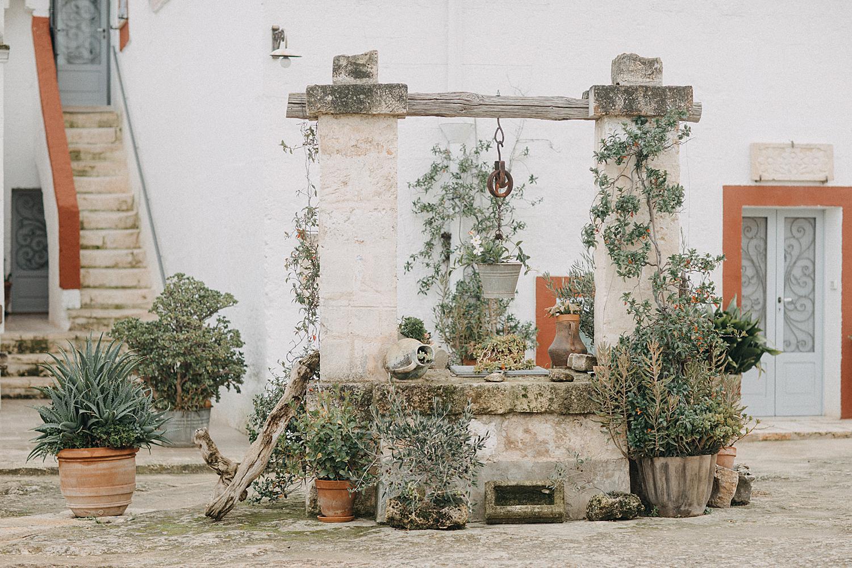 masseria montenapoleone waterwell