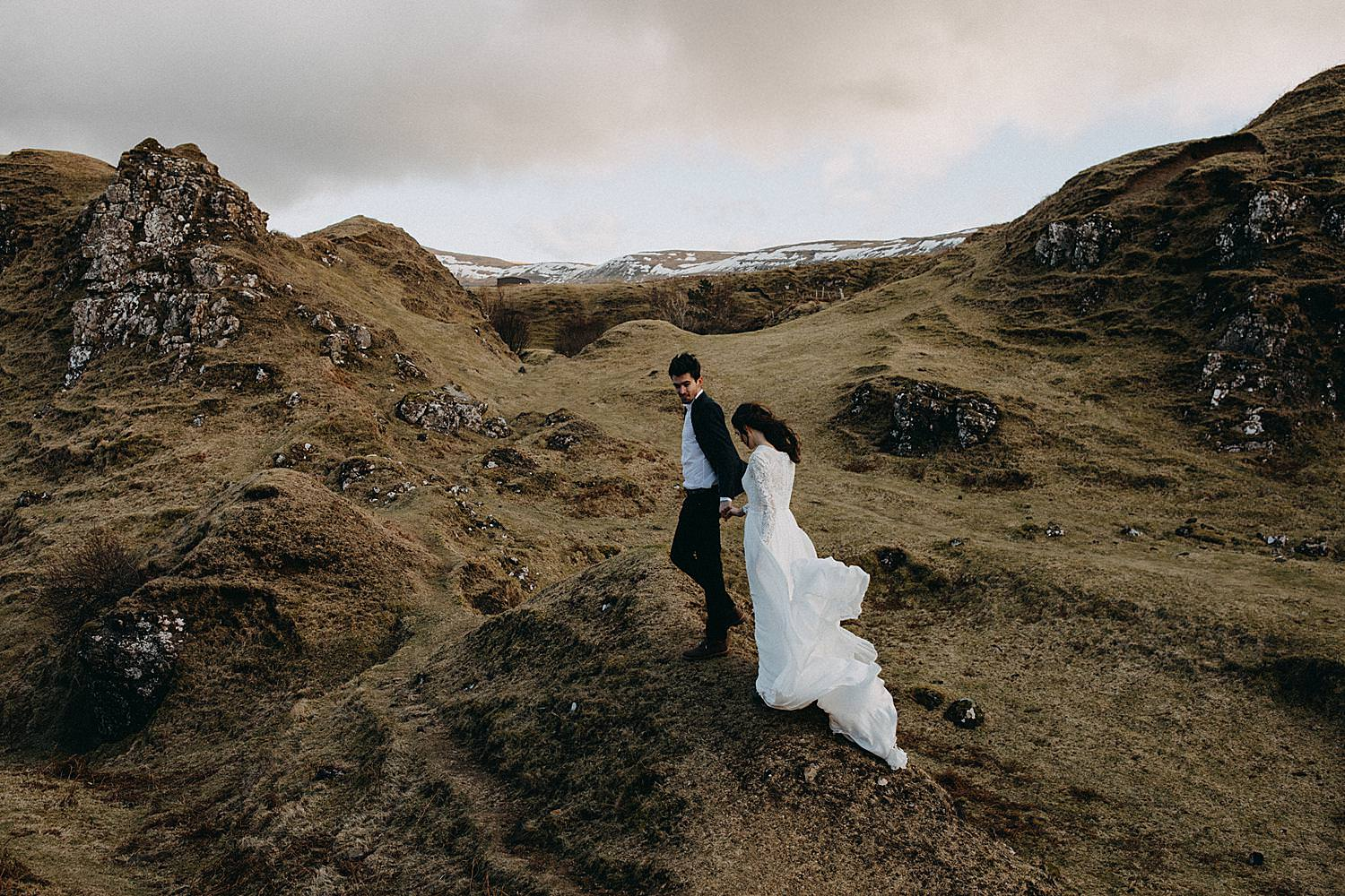 Wedding Isle of Skye