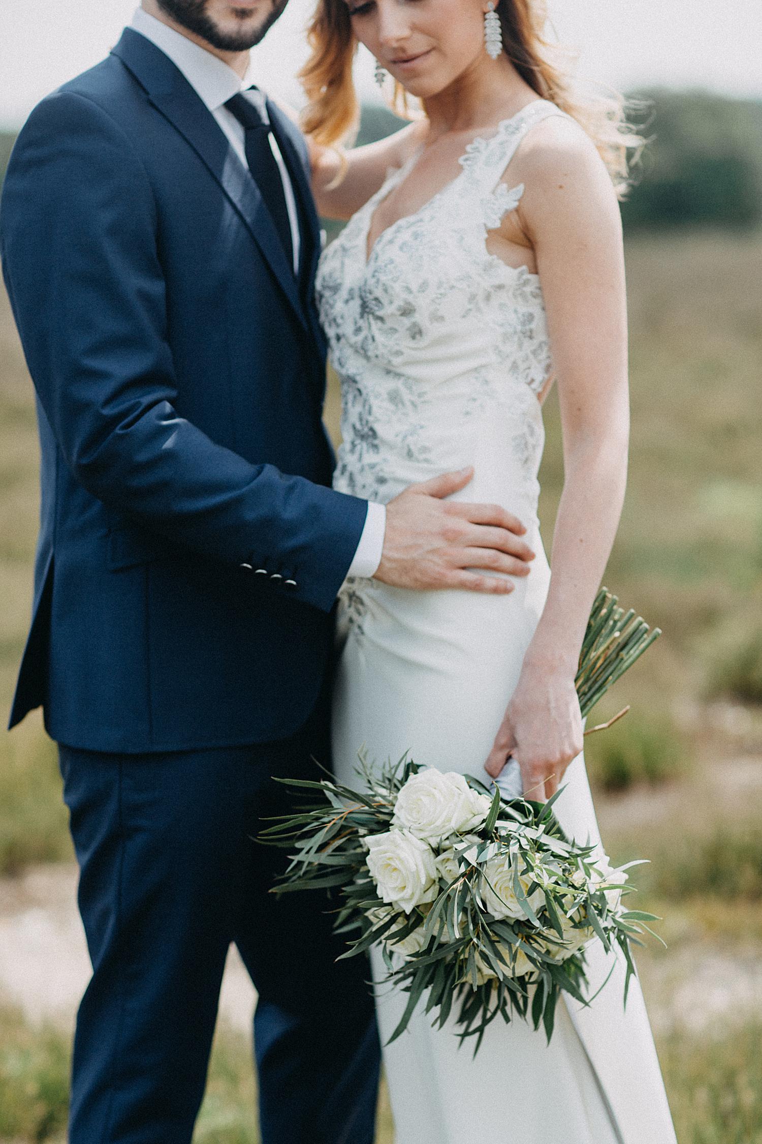 bruidspaar Lommelse heide