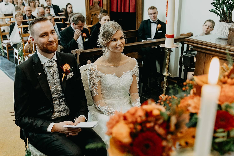 Sint-Nicolas kerk Borgloon huwelijk