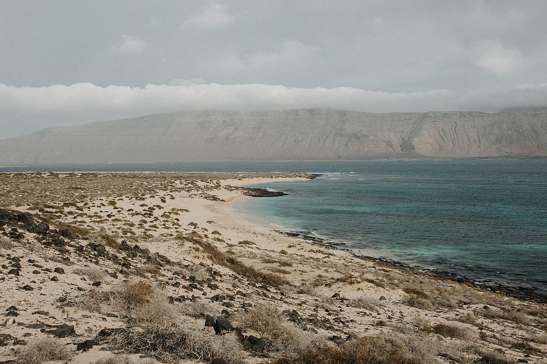 sea landscape canary Island