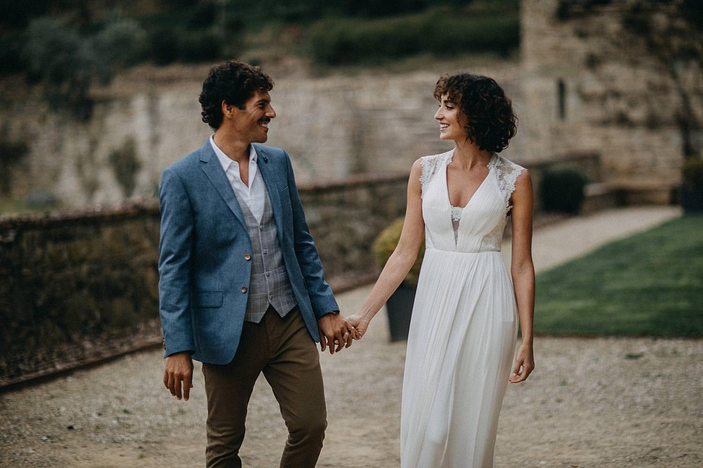 Laura & Hector - Villa le Fontanelle 1