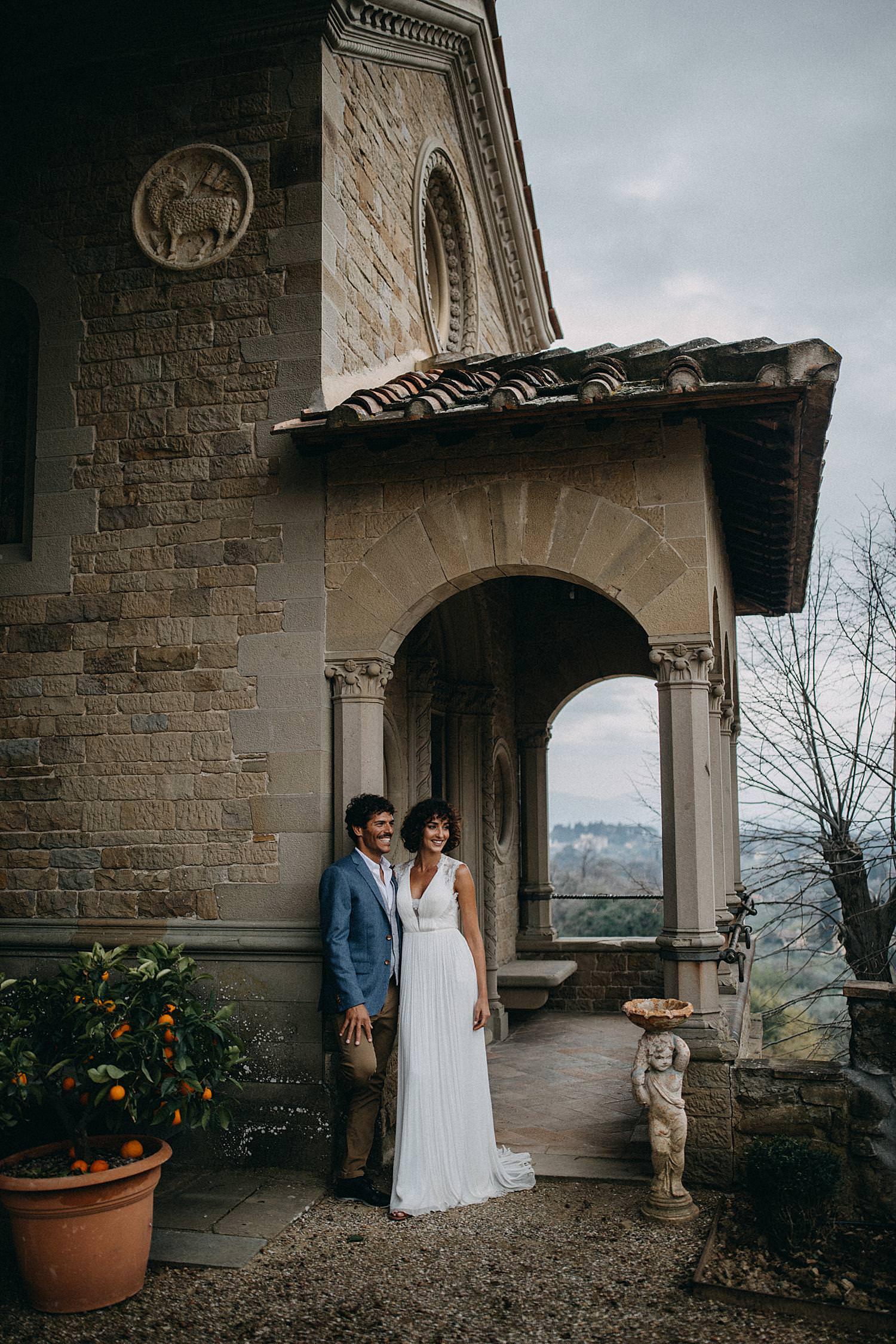 Tocany wedding chapel Italy Villa le Fontanelle