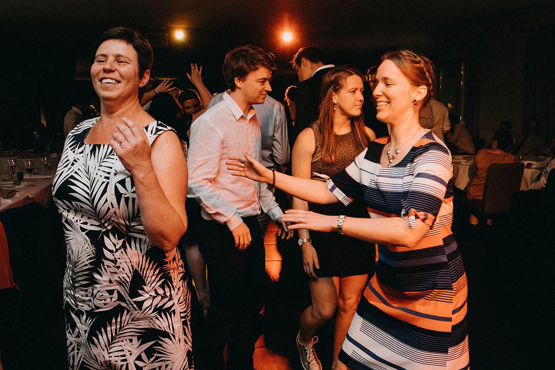 Hof ter Heulebeke huwelijksfeest dansen