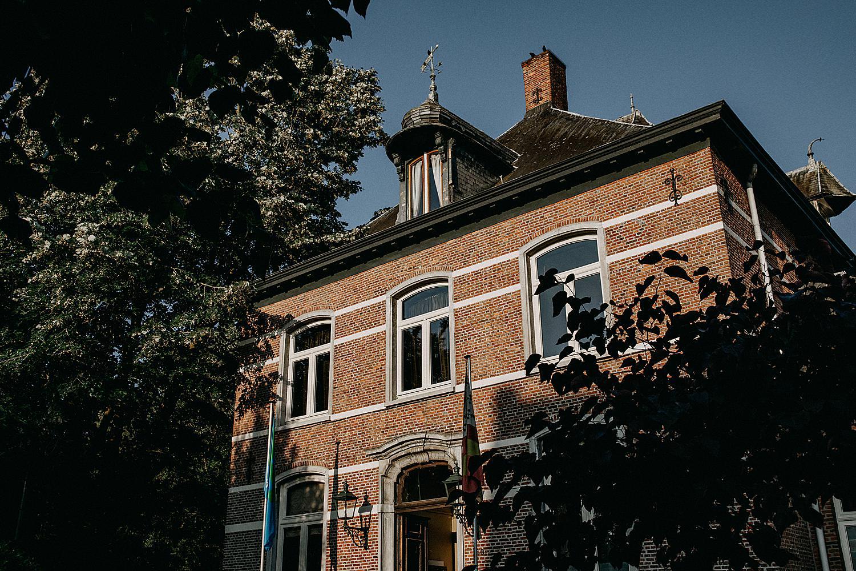 Roosendaelhof gevel