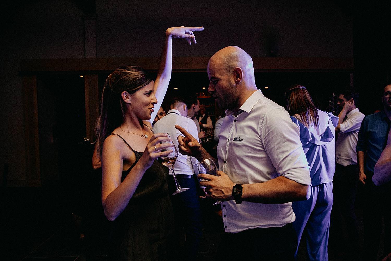 dansfeest huwelijk Ten Huize Foets