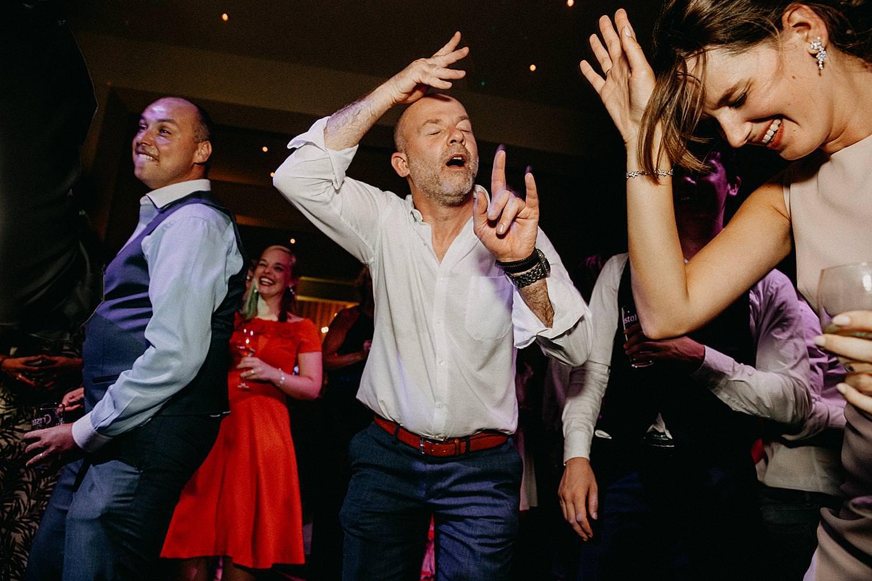 plezier dansfeest huwelijk