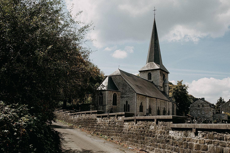 kerkelijk huwelijk Aywaille