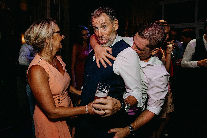 dansfeest huwelijk De Kleine Graaf