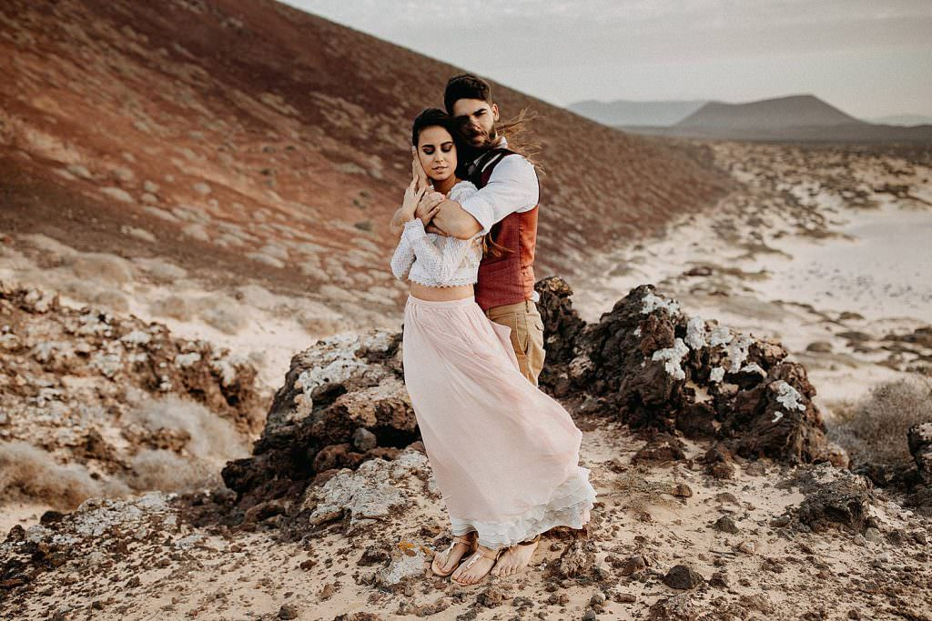 Canary Island wedding