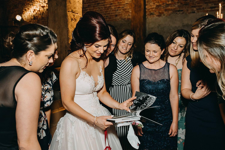 bruid fotoboek cadeau huwelijk vriendinnen Monnikenhof