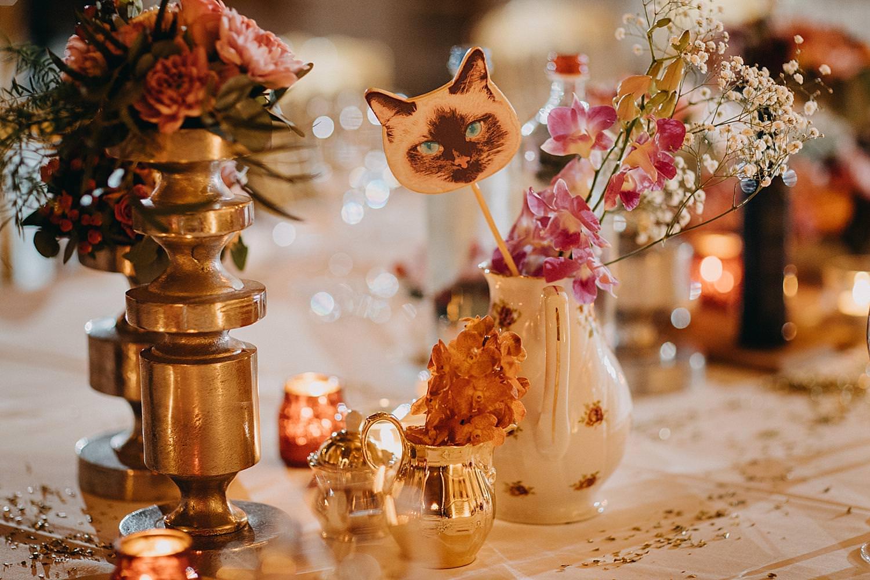 details feesttafel Monnikenhof feestzaal huwelijk