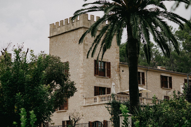 Tower Hotel Castell Son Claret