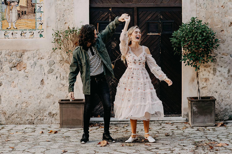 Valldemossa bruidspaar Palma de Mallorca