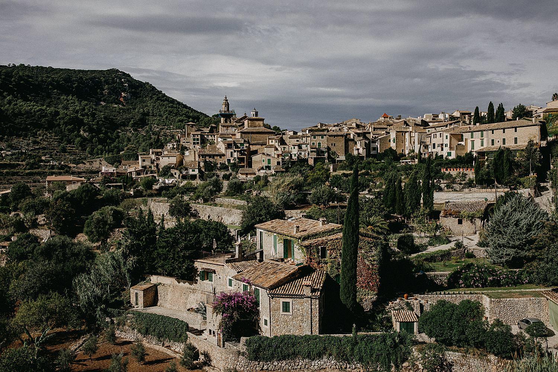uitzicht Valldemossa Palma de Mallorca