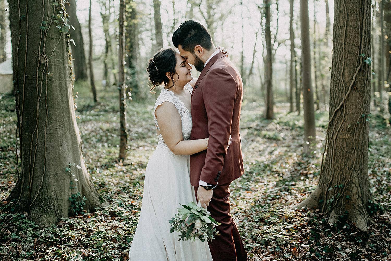 huwelijk plantentuin Meise huwelijksreportage
