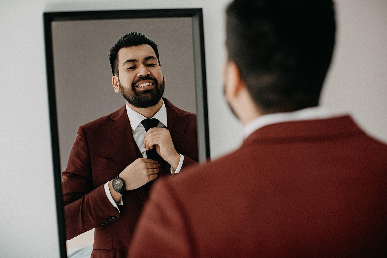 dichtknopen das bruidegom spiegel
