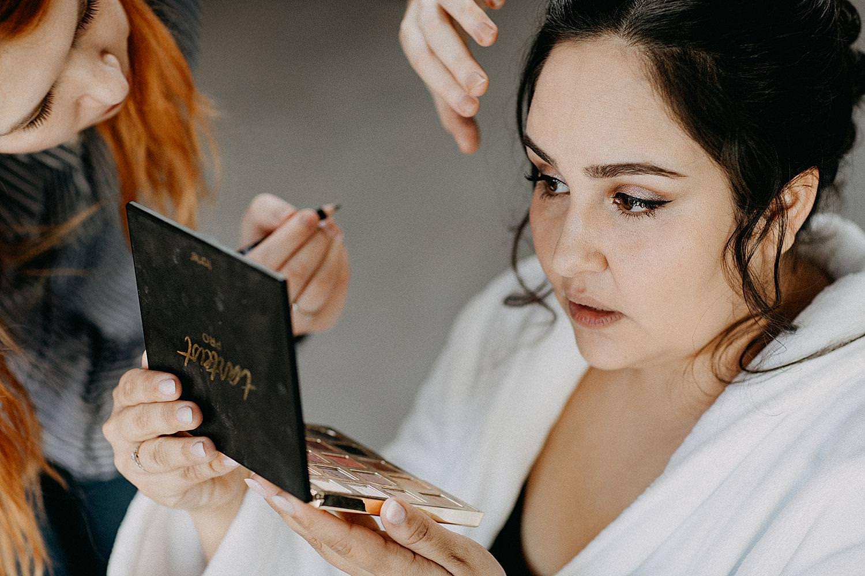 beauty by eladda make up bruid