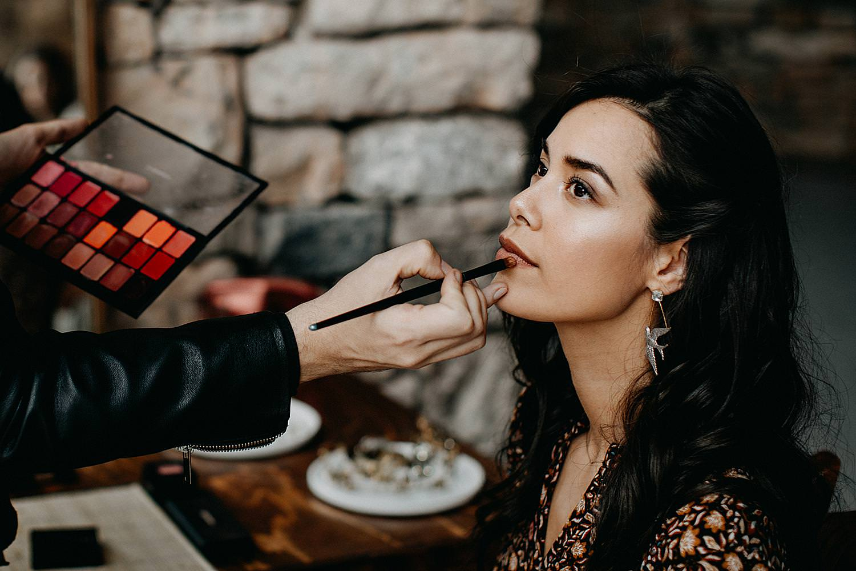 Make-up bruid Barcelona