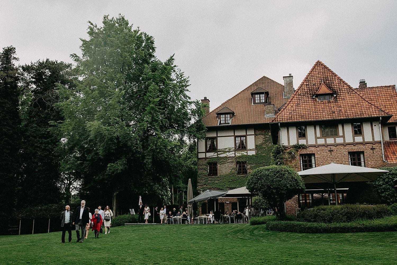 La Butte aux Bois hotel