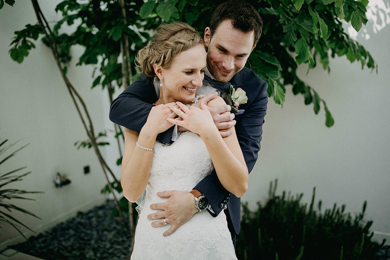 knuffel bruidspaar La Butte aux Bois