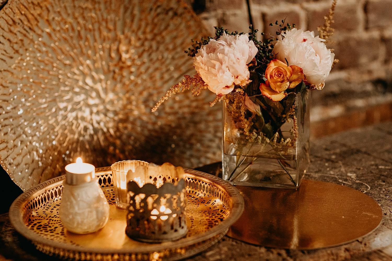 pioenrozen decoratie Huis van Mihr