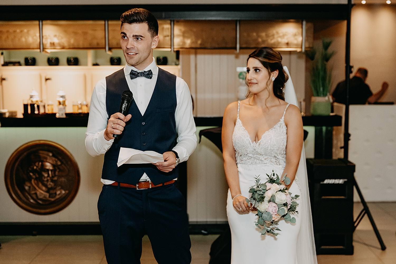 bruidspaar speech Rubenshof Alken huwelijk