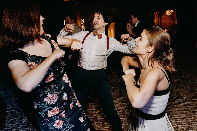 huwelijk Hof Ten Steen dansfeest