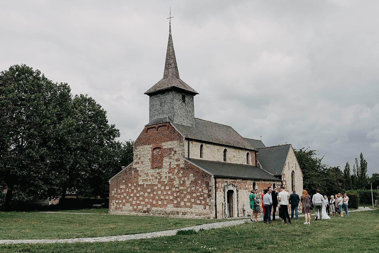 Kerk Guvelingen huwelijk