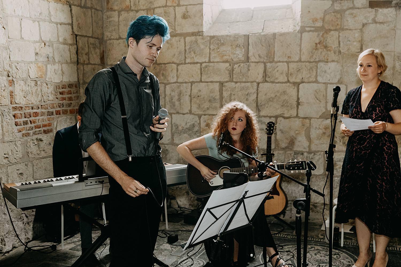 Live muziek huwelijk kerk Guvelingen