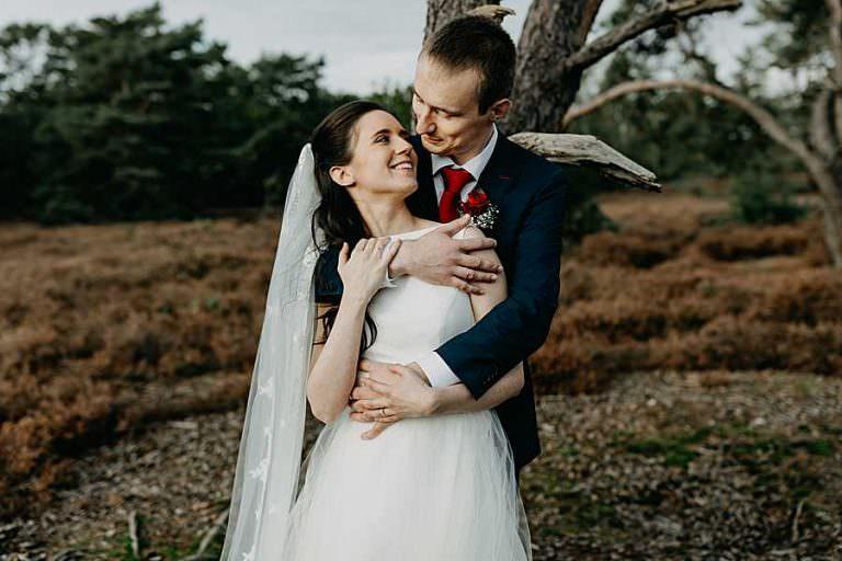 Bruidspaar De Teut Zonhoven