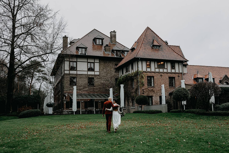 Winterhuwelijk La Butte aux Bois