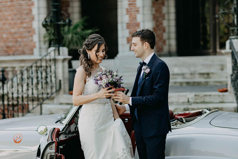 Kasteel Hallehof huwelijksreportage
