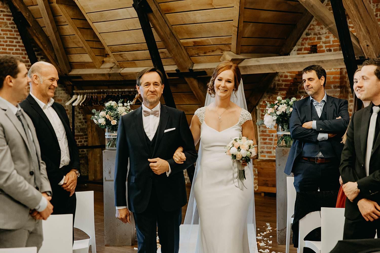 Abdij Herkenrode binnenceremonie huwelijk Torenkamer
