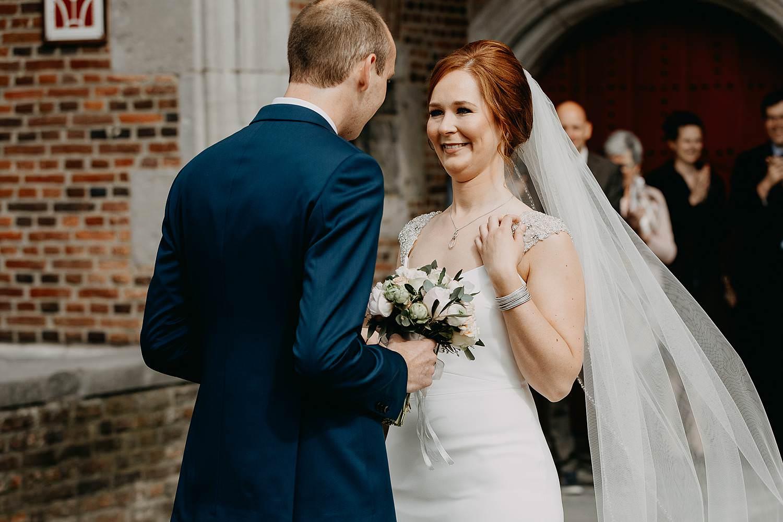 Abdij Herkenrode first look huwelijk