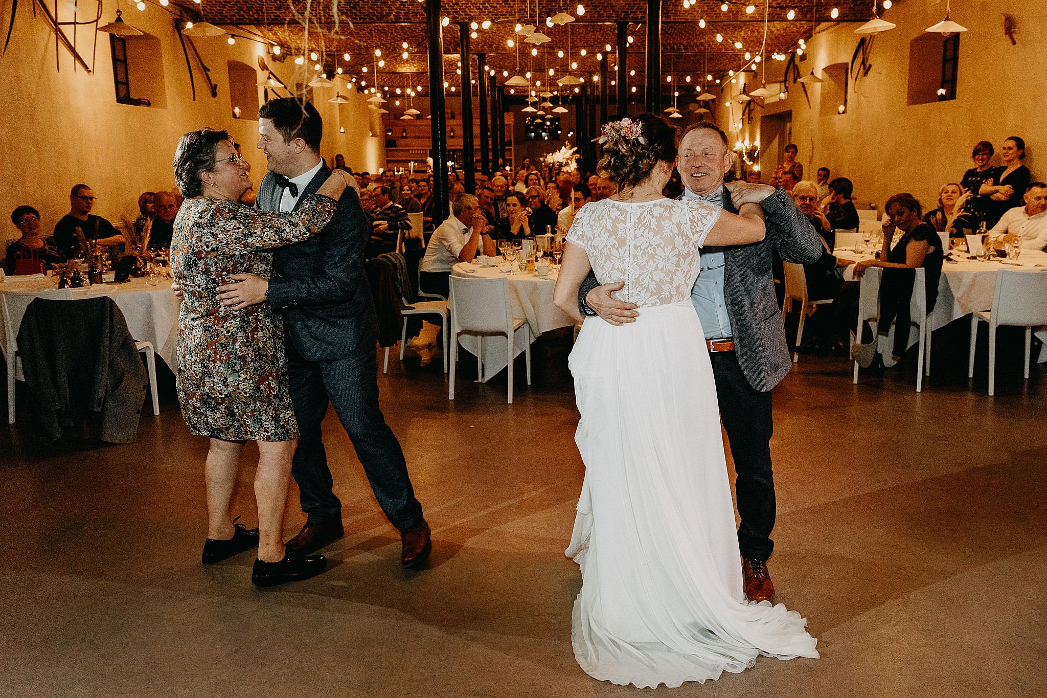 Aulnenhof dansfeest trouw