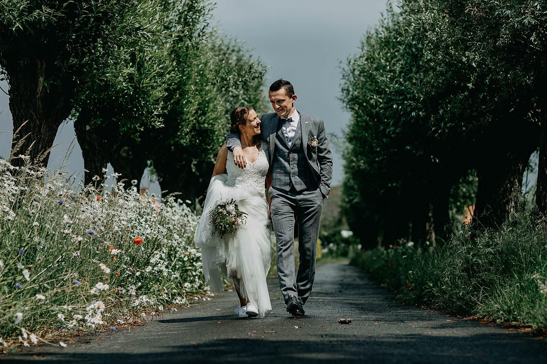 Babillie vakantiewoning dreef bruidspaar