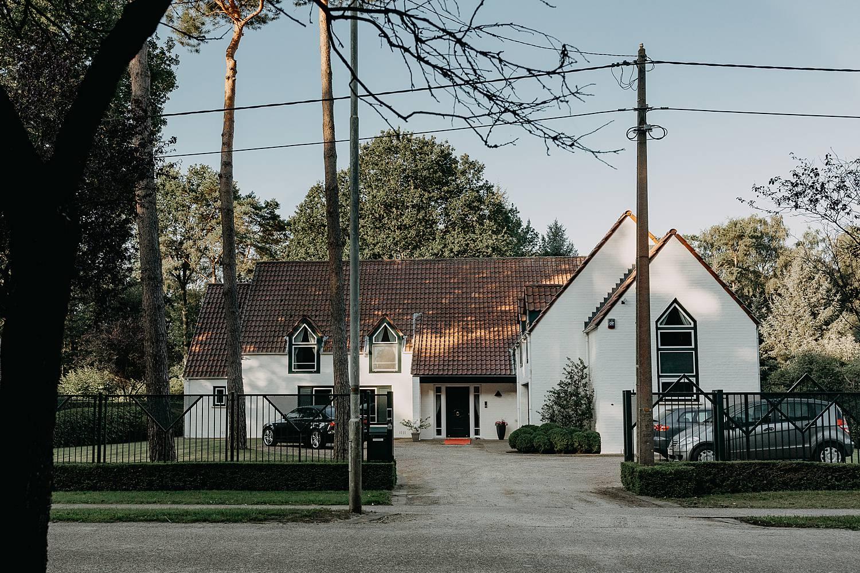 Brecht Bethaniënlei huwelijk ouderlijk huis