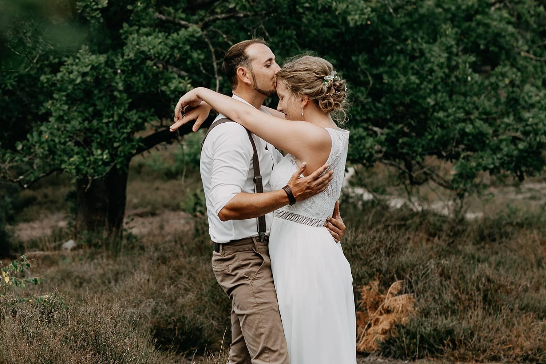 bruidspaar knuffel De Teut