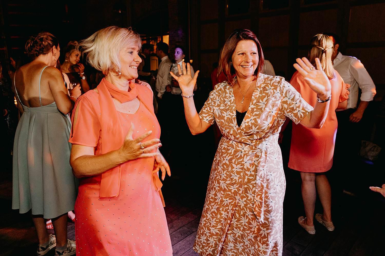 dansfeest huwelijk trouw Roeselare