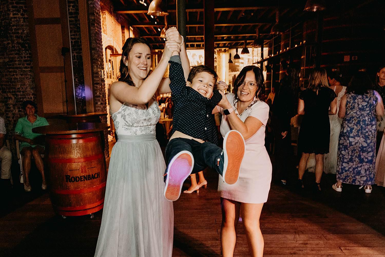 dansfeest huwelijk