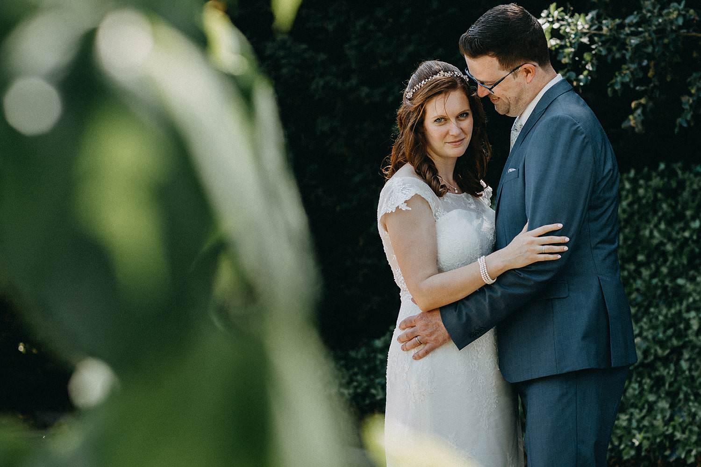 De Baenwinning bruidspaar huwelijksreportage
