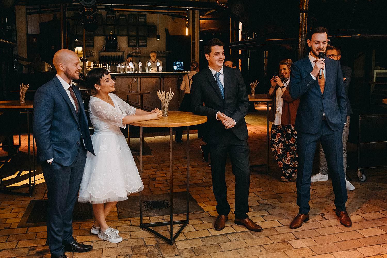 De Hoorn huwelijk avondfeest