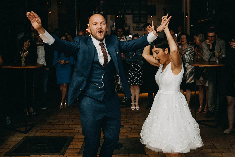 De Hoorn huwelijk huwelijk avondfeest