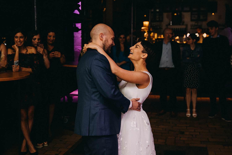 De Hoorn huwelijk openingsdans
