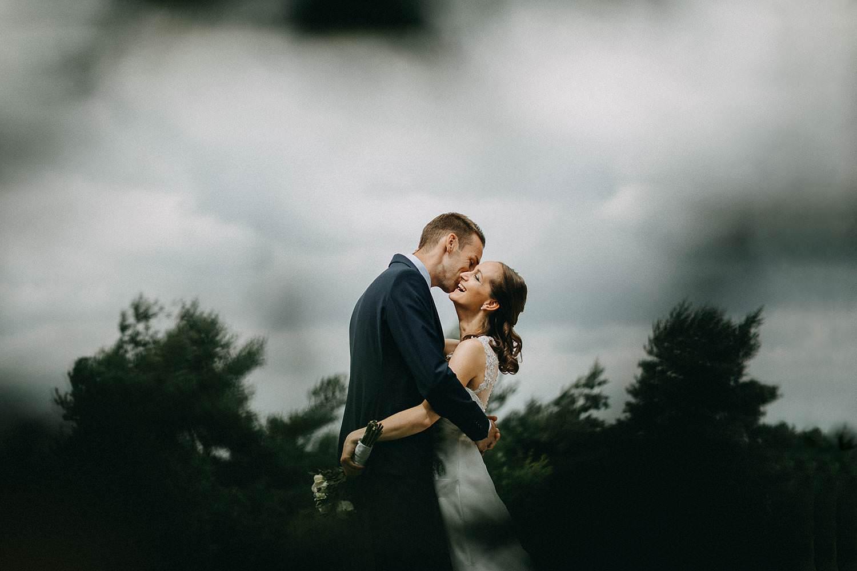De Teut bruidspaar fotoshoot