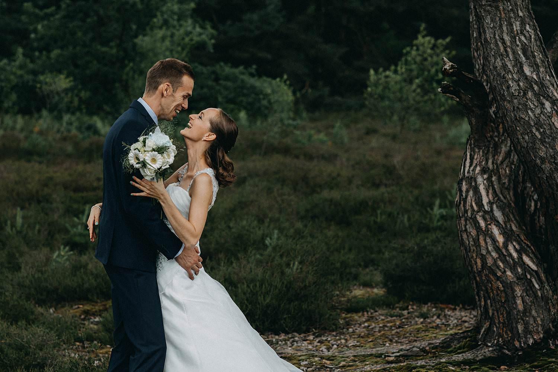 De Teut huwelijk fotoshoot