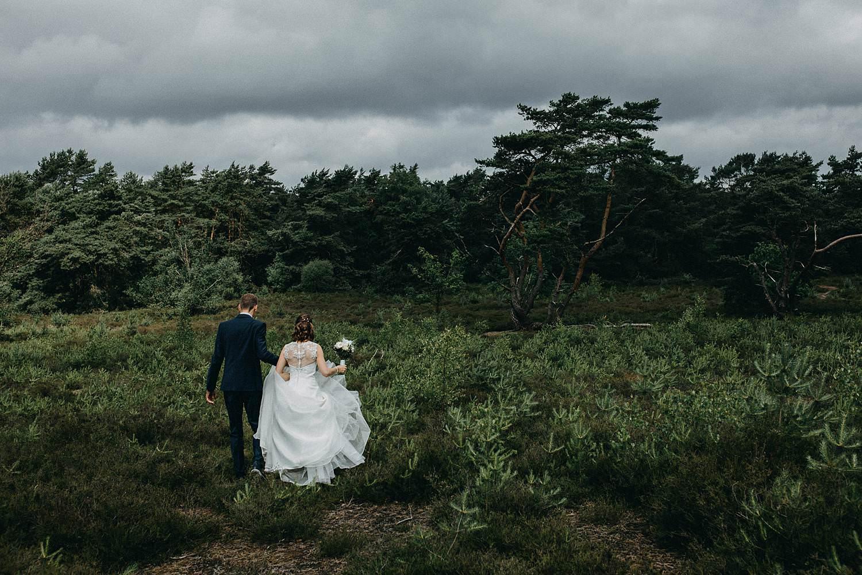 De Teut huwelijksreportage