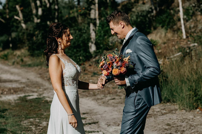 De Teut zonhoven huwelijk first look
