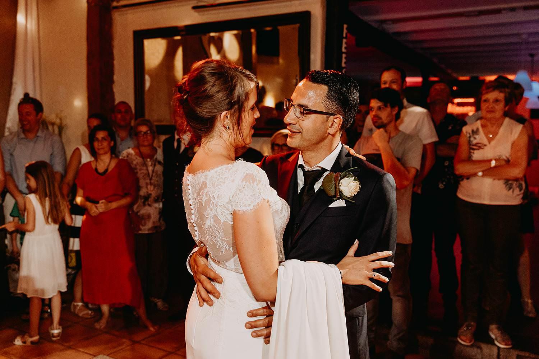 De Vrije Valk huwelijk openingsdans